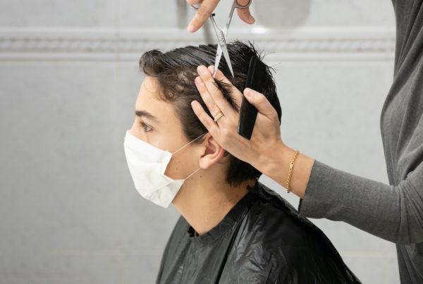 hair loss and coronavirus