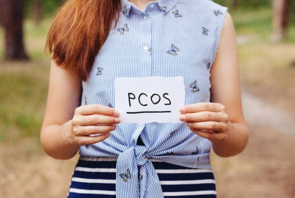 PCOS - Polycystic ovary Syndrome